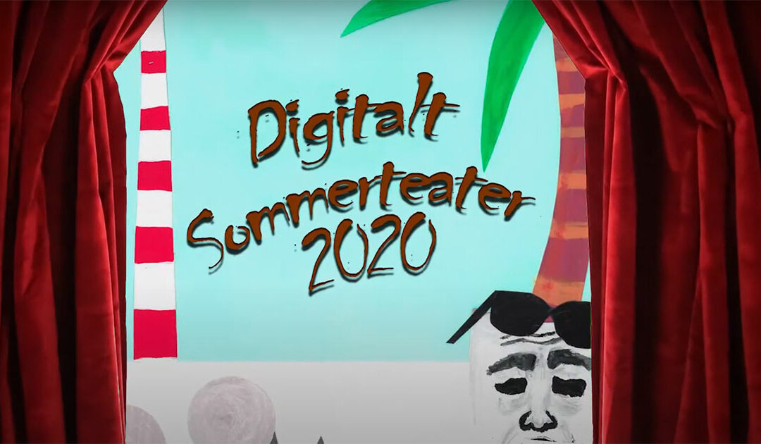 Digitalt sommerteater 2020