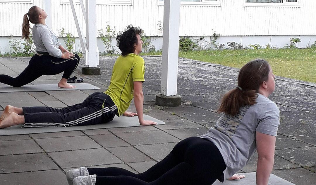 Træning! – Både individuelt og på hold